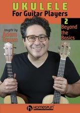 Ukulele for Guitar Players - Two
