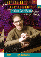 Guide to Modern Jazz Piano - Two-DVD Set