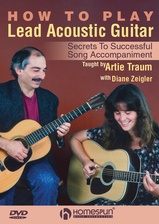 How to Play Lead Acoustic Guitar