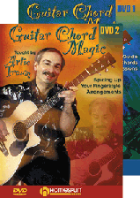 Guitar Chord Magic - Two-DVD Set