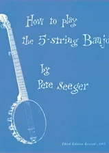 How To Play The Five String Banjo - Book