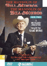 The Mandolin of Bill Monroe - Two-Video Set