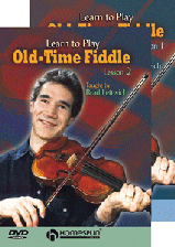 Learn To Play Old-Time Fiddle Two-DVD Set