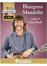 Bluegrass Mandolin - Six CDs plus Book