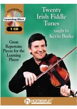 Twenty Irish Fiddle Tunes