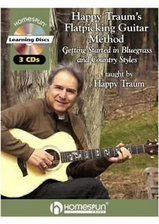 Happy Traum's Flatpicking Guitar Method