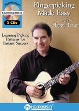 Fingerpicking Made Easy CDs
