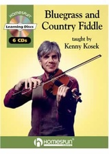 Bluegrass and Country Fiddle: A Complete Course