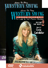 Learn to Play Western Swing Steel Guitar - Two-DVD Set
