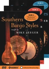 Southern Banjo Styles - The Complete 3-DVD Set