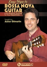 Easy Steps to Bossa Nova Guitar