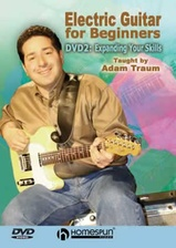 Electric Guitar for Beginners - DVD Two
