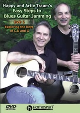 Easy Steps to Blues Guitar Jamming - DVD 2