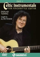 Celtic Instrumentals For Fingerstyle Guitar - DVD 1