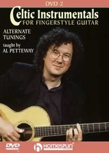 Celtic Instrumentals For Fingerstyle Guitar - DVD 2