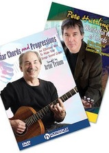 Guitar Chords and Progressions Package - Two-DVD Set
