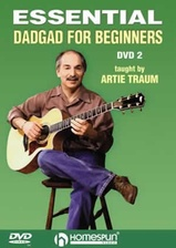 Essential DADGAD for Beginners - DVD 2