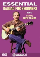 Essential DADGAD for Beginners - DVD 3