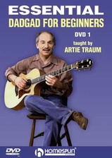 Essential DADGAD for Beginners - DVD 1