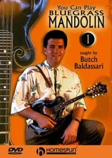 You Can Play Bluegrass Mandolin - DVD 1