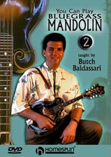 You Can Play Bluegrass Mandolin - Video 2