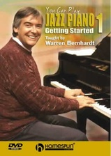 You Can Play Jazz Piano - DVD 1