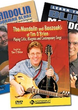 Mandolin Adventures 3-DVD Value Pack