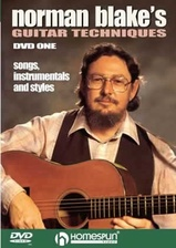 Norman Blake's Guitar Techniques - DVD 1