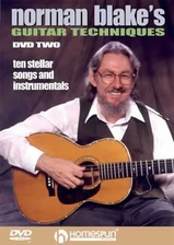 Norman Blake's Guitar Techniques-DVD 2