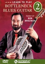 Learn to Play Bottleneck Blues Guitar-DVD 2