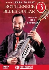 Learn to Play Bottleneck Blues Guitar-DVD 3