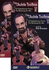 The Ukulele Toolbox Two DVD Set