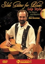 Slide Guitar for Blues - Lap Style - DVD 1