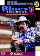 Blues By The Book - Two Video Set