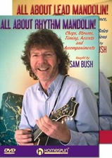 All About Rhythm Mandolin! and All About Lead Mandolin! - Two-Videos
