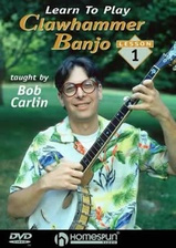 Learn To Play Clawhammer Banjo - DVD 1