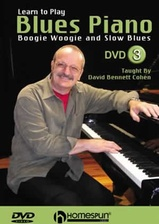 Learn to Play Blues Piano - DVD 3