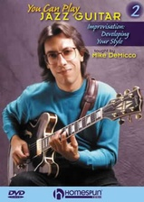 You Can Play Jazz Guitar!- DVD 2
