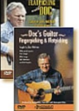The Doc Watson Complete DVD Package
