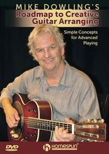 Mike Dowling's Roadmap to Creative Guitar Arranging