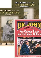 Dr John's New Orleans Piano Package