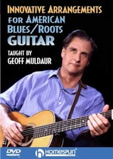Innovative Arrangements for American Blues - Roots Guitar