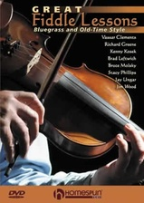 Great Fiddle Lessons - Bluegrass and Old-Time Styles