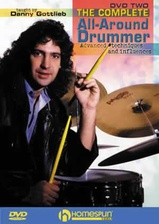 The Complete All-Around Drummer-DVD Two