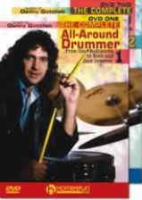 The Complete All-Around Drummer-Two-DVD Set