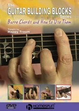 Happy Traum's Guitar Building Blocks - DVD 1