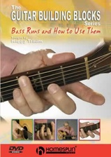 Happy Traum's Guitar Building Blocks - DVD 2