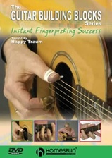 Happy Traum's Guitar Building Blocks - DVD 3