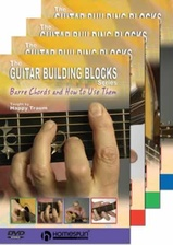 Happy Traum's Guitar Building Blocks: The Complete Four-DVD Set