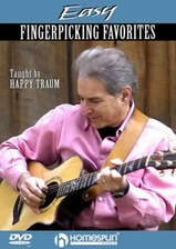 Easy Fingerpicking Favorites